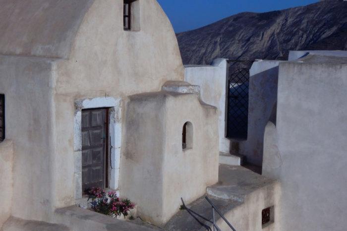 Medieval Santorini